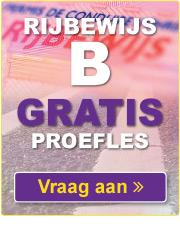 Rijbewijs B - gratis proefles